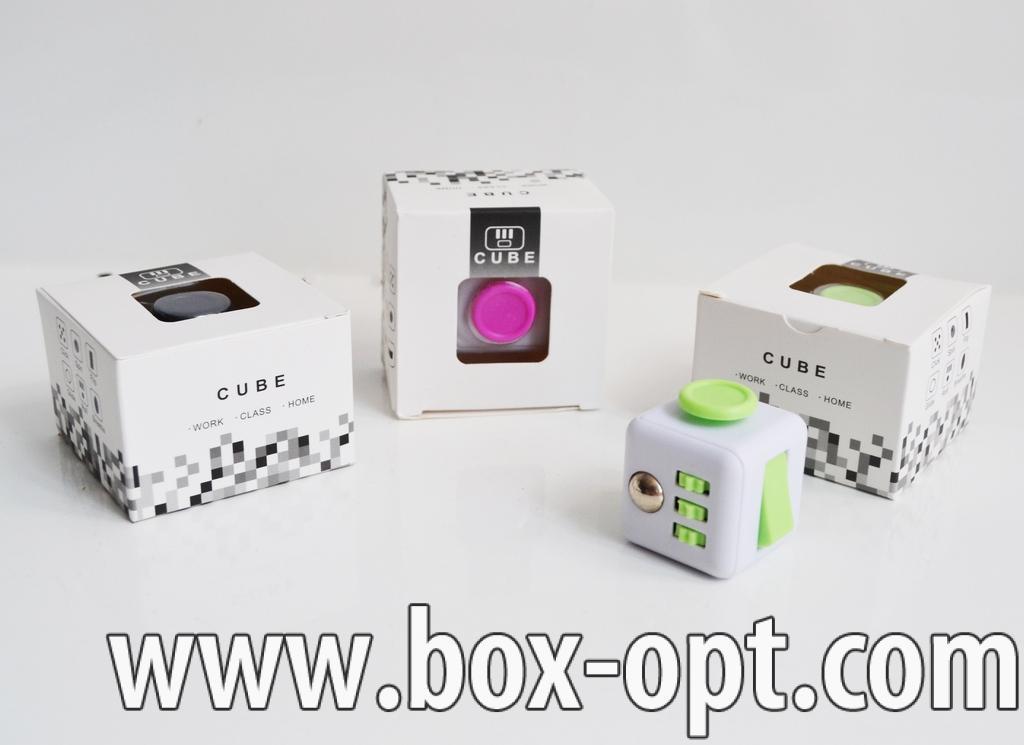 Антистресс Cube