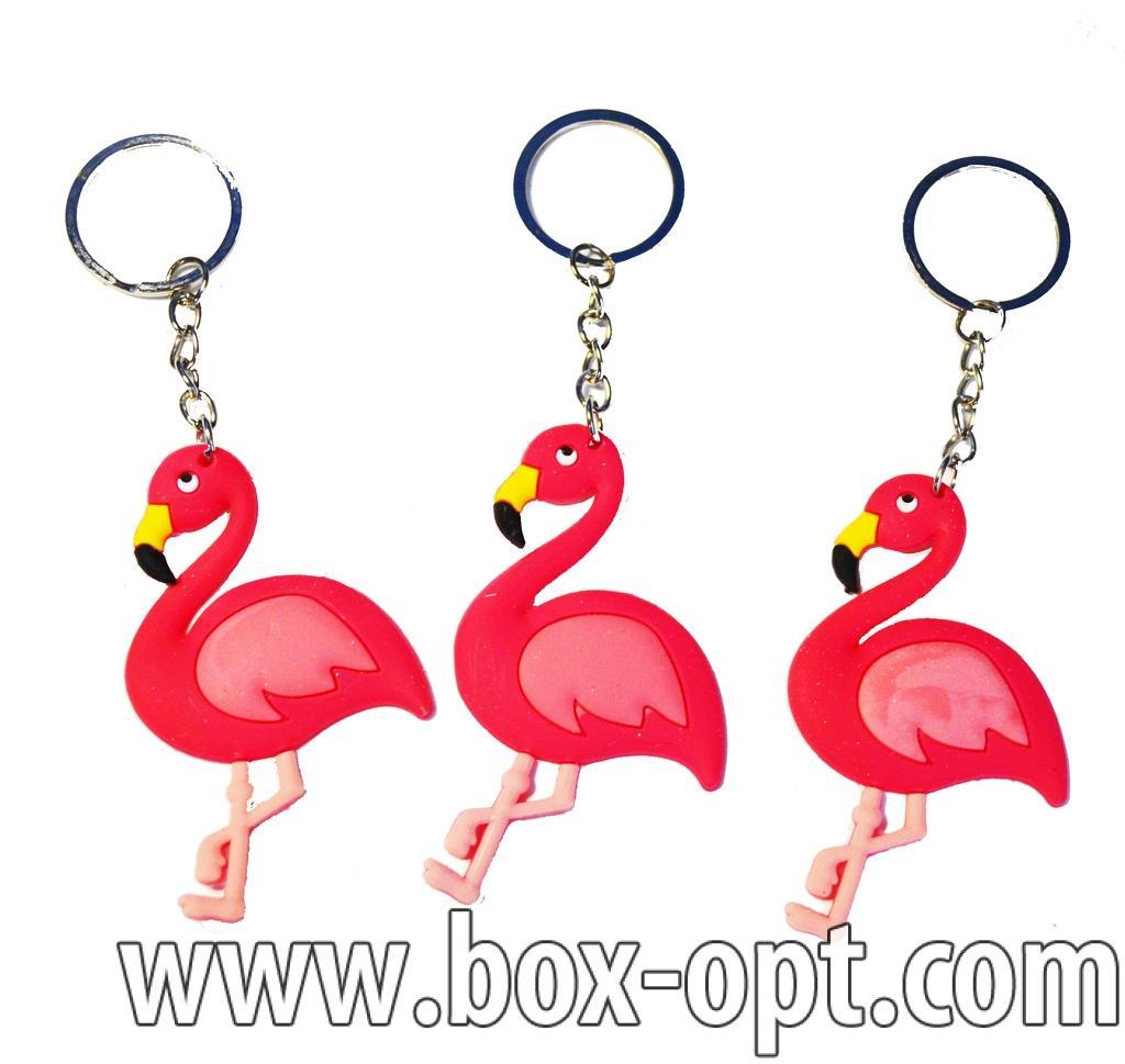 Брелок Фламинго Fashion Accessory (в пакете)