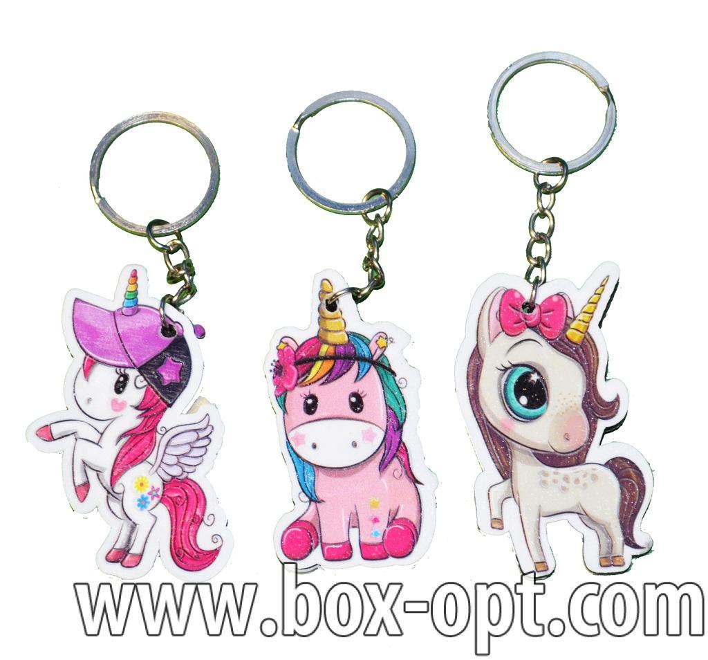 Брелок Пони-единорог Fashion Accessory (в пакете)