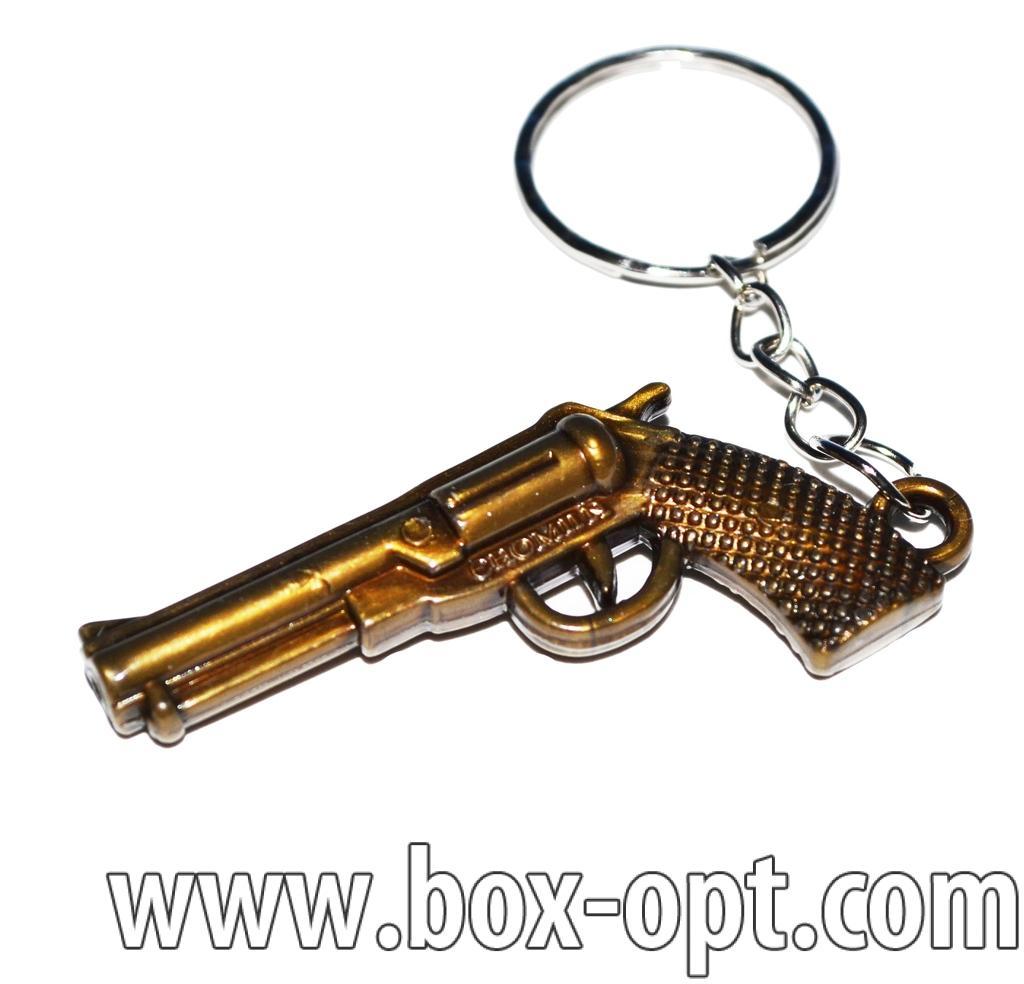 Брелок Револьвер Lan Yan Jewelry (в пакете)