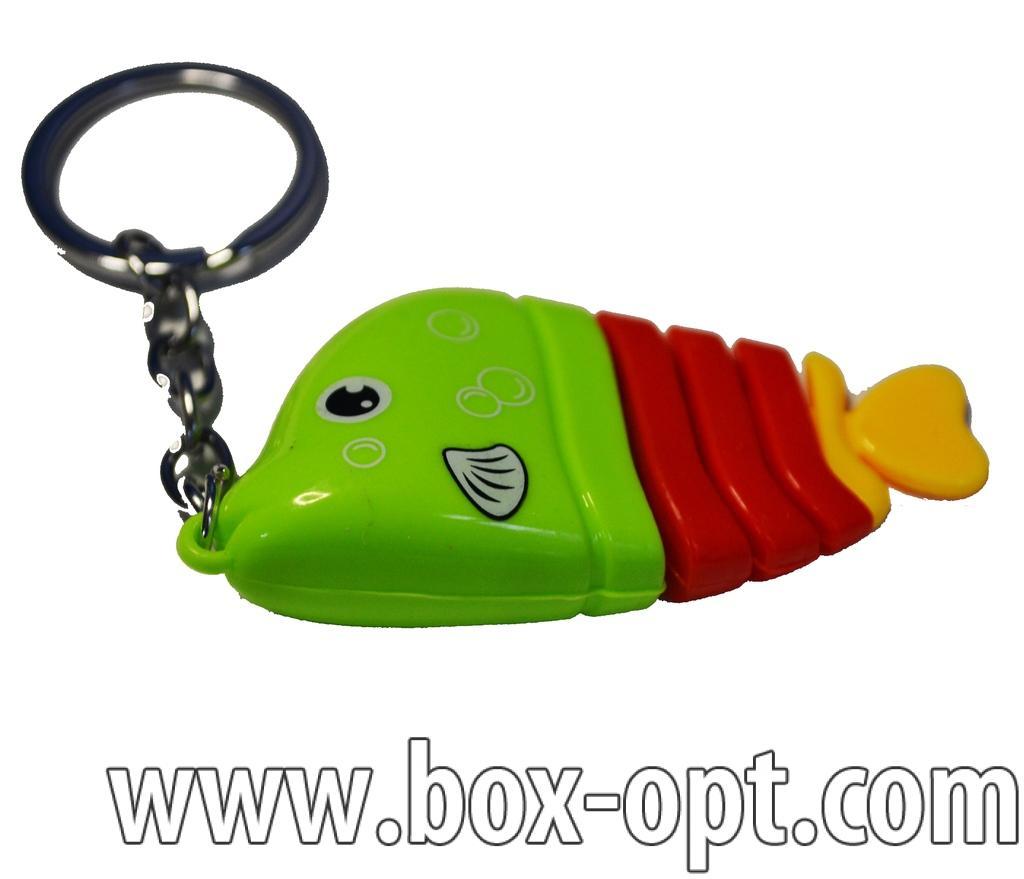 Брелок Рыбки Key Chains (в пакете)