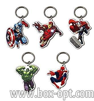 Брелок Супергерои Key Chains (в пакете)
