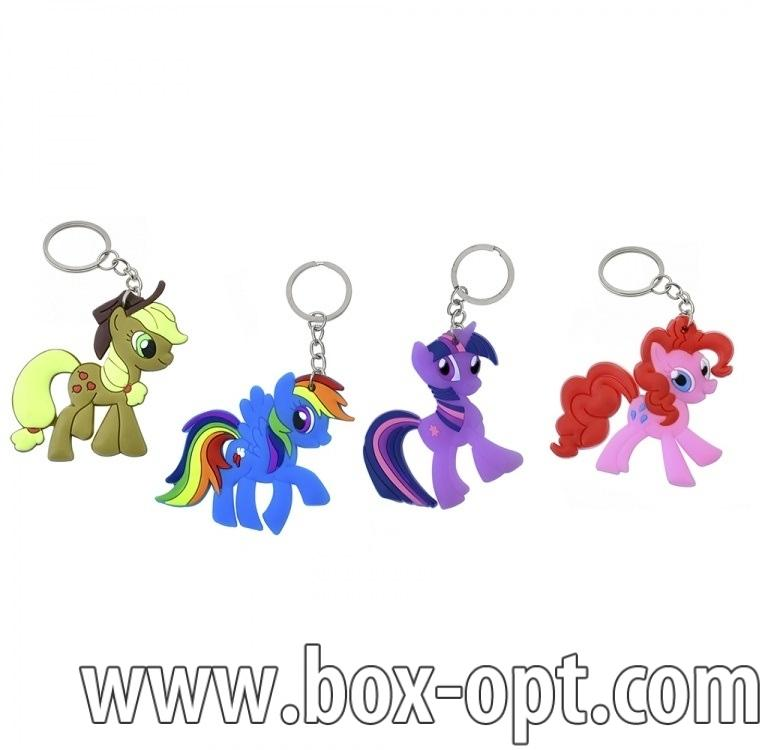 Брелок Веселые Лошадки Fashion Accessory (в пакете)