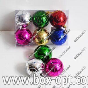 Елочная игрушка (шар узор 722218)