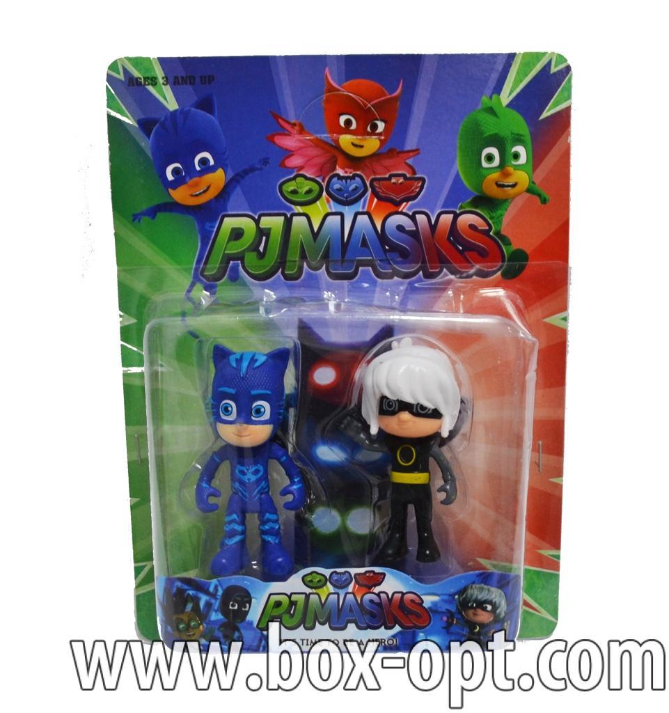 Герои на блистере PJ Masks (2 фигурки)