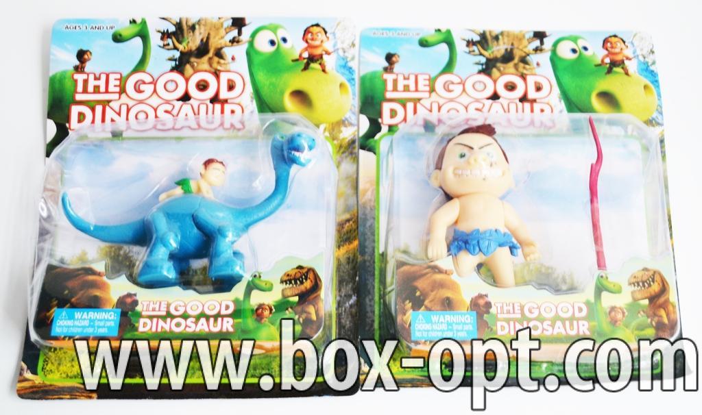 Герои на блистере the good dinosaur (1 фигурка)