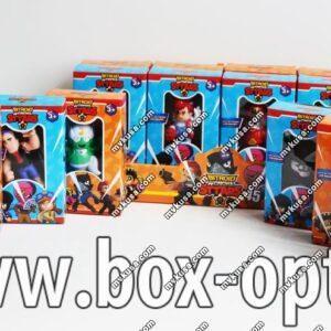 Герои в коробке bitroid wcncha sttars (12 вида)