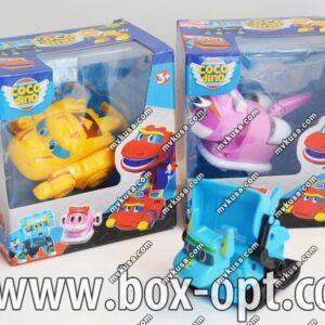 Герои в коробке COCO Dino (3 вида)