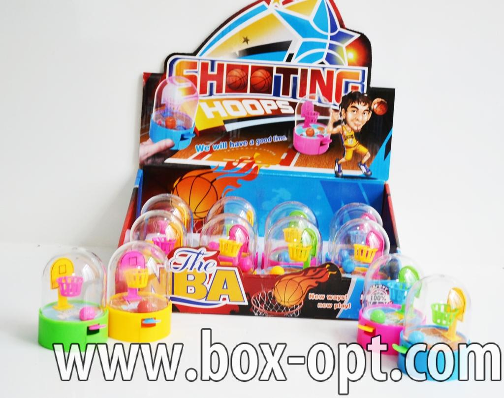 Игра Баскетбол shooting hoops (пальчиковая)