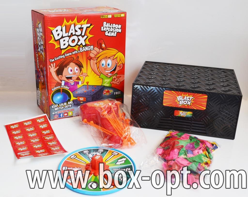Игра Blast Box