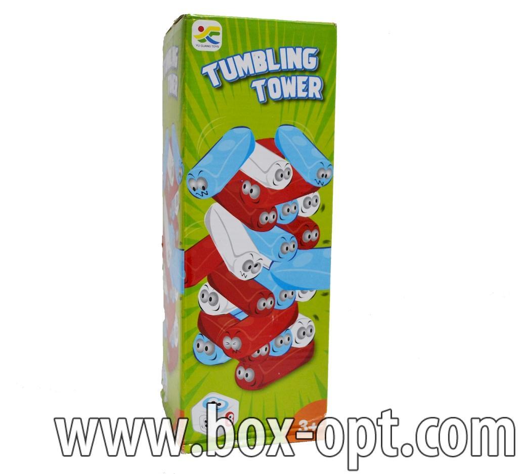 Игра Tumbling Tower