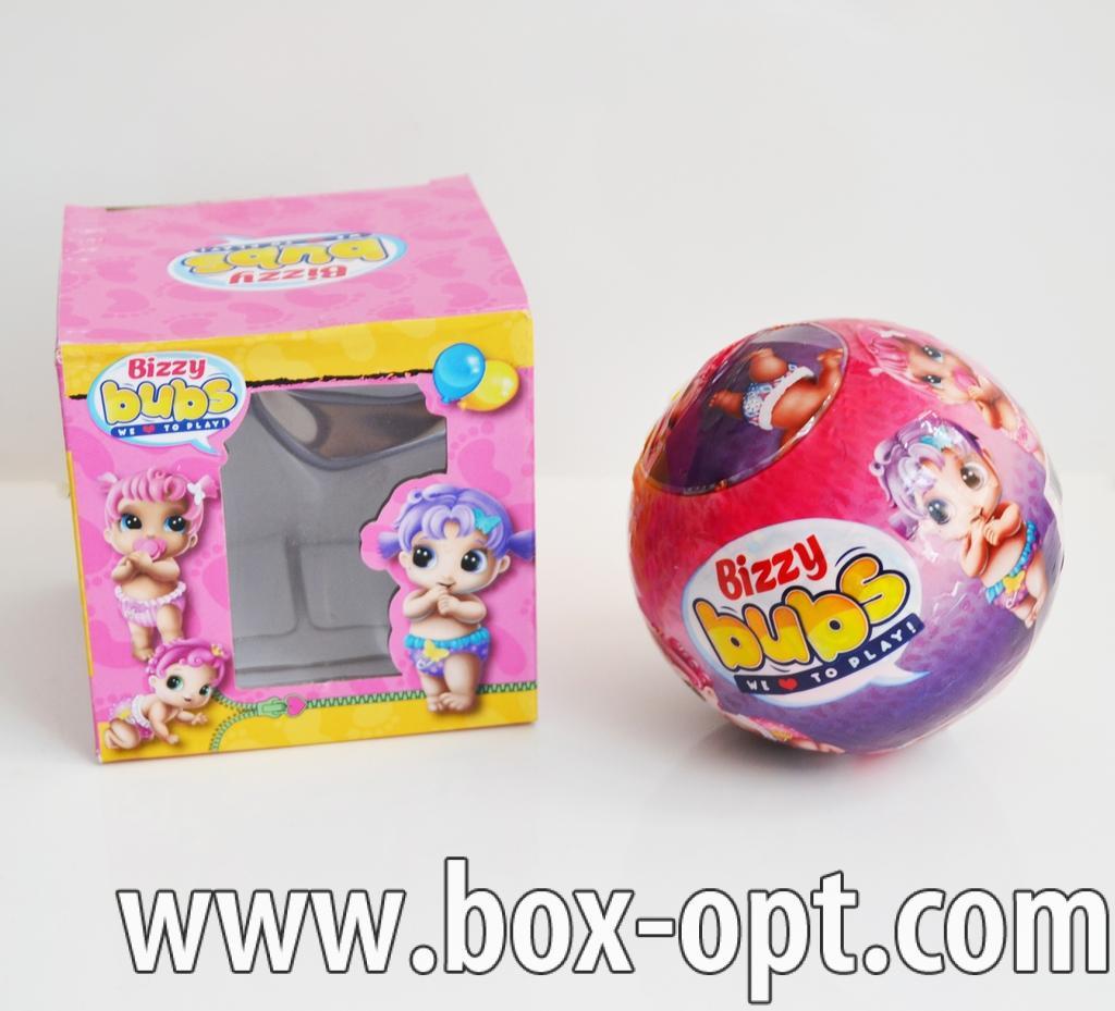 Игрушка Bizzy Bubs (большой шар)