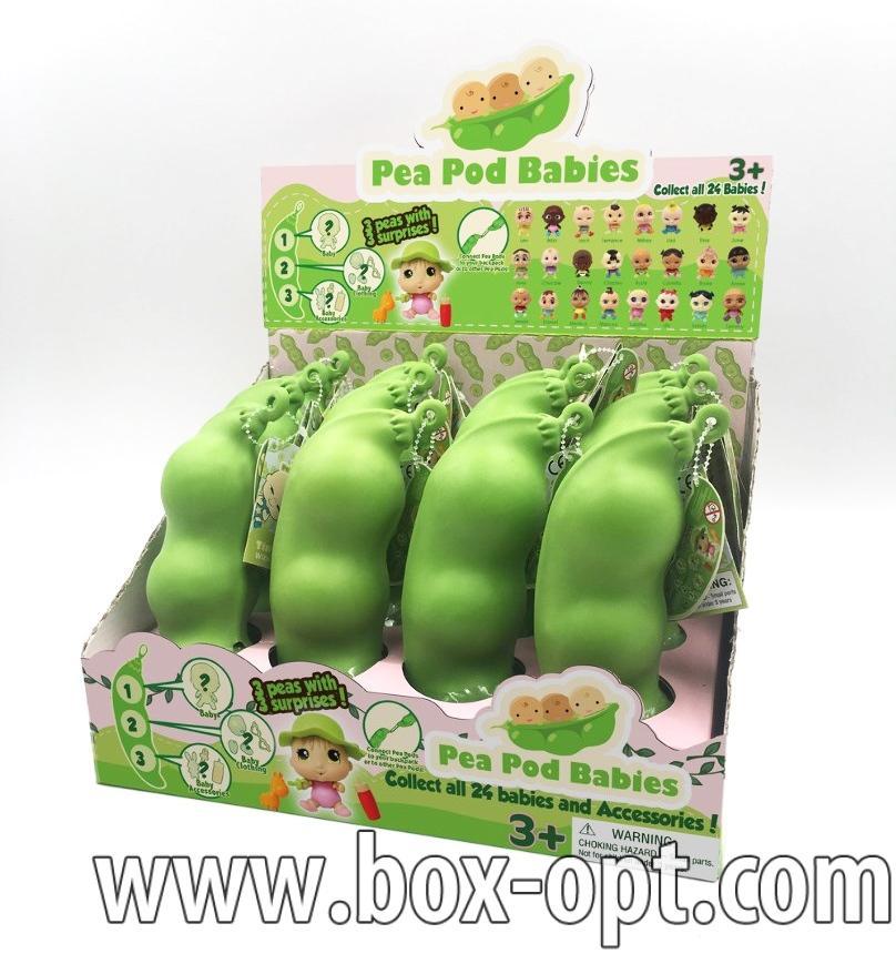 Игрушка Pea Pod Babies (Горошек)