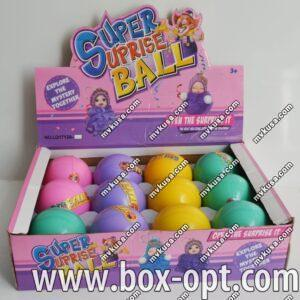 Игрушка Super Surpise Ball (пупс брелок)