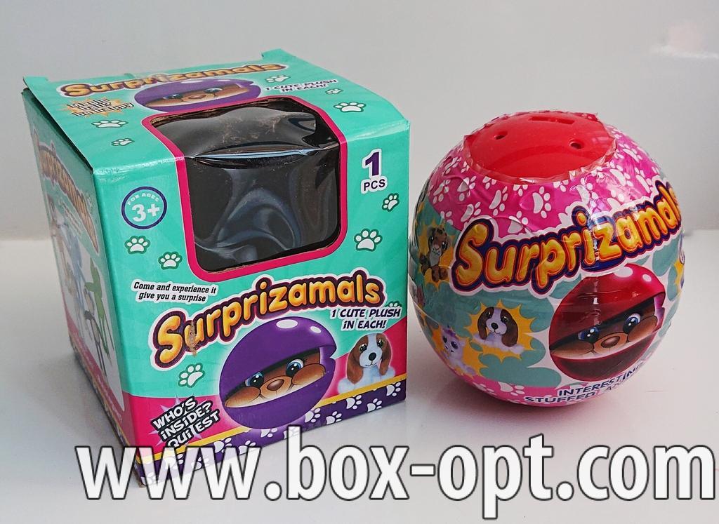 Игрушка Surprizamals (большой шар) (мягкая игр)