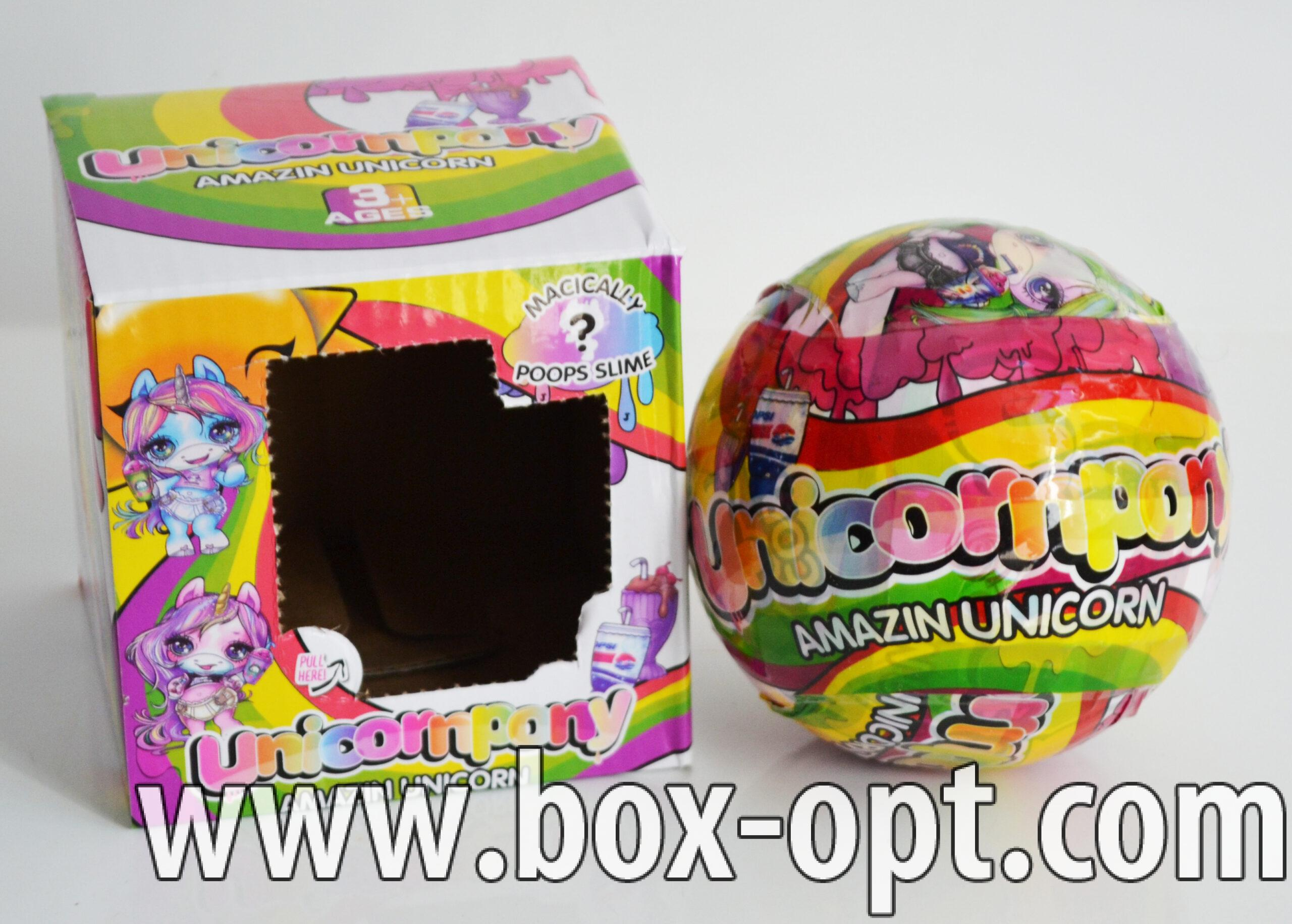 Игрушка UnicornPony (большой шар)