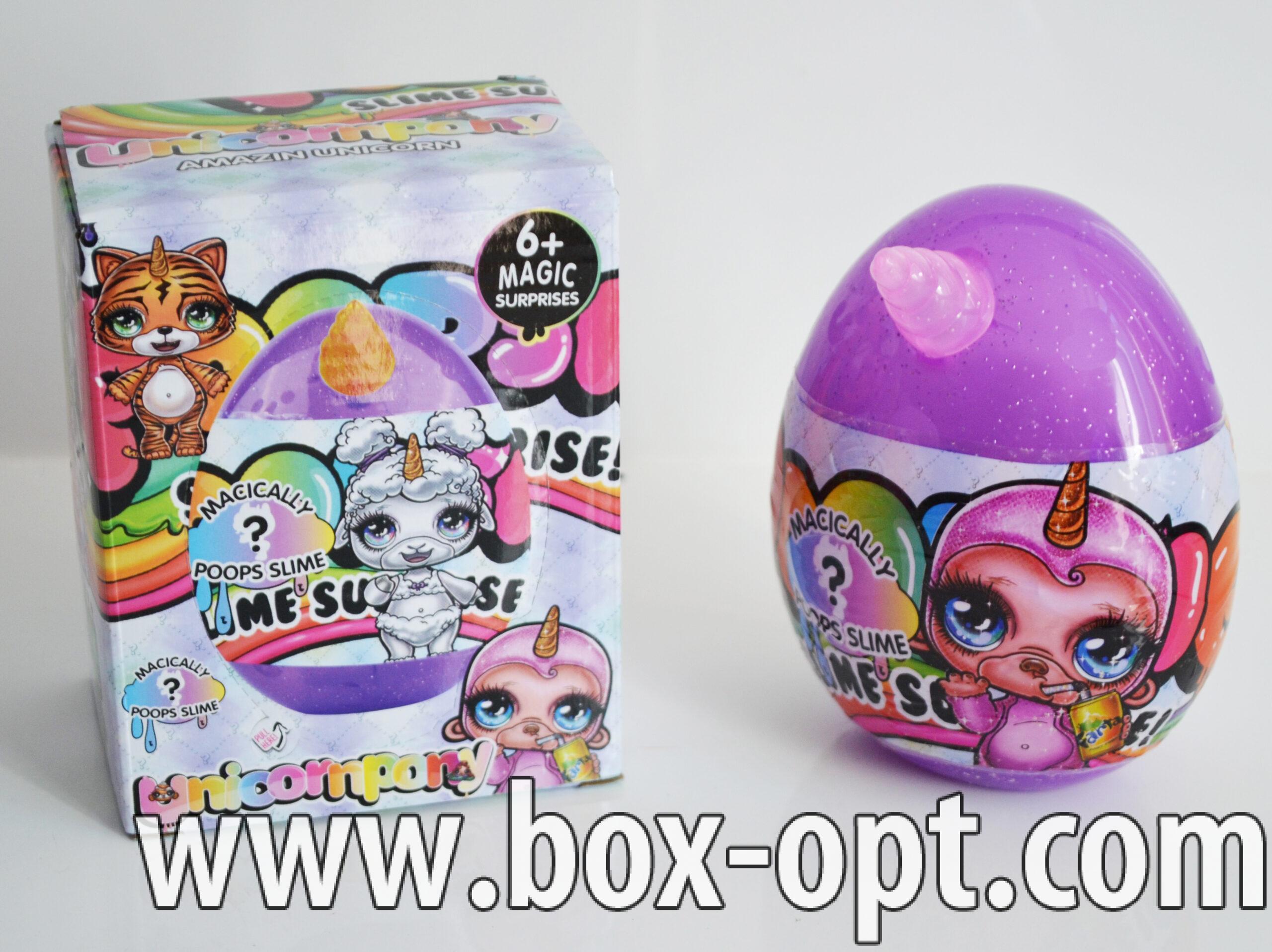 Игрушка UnicornPony (яйцо)