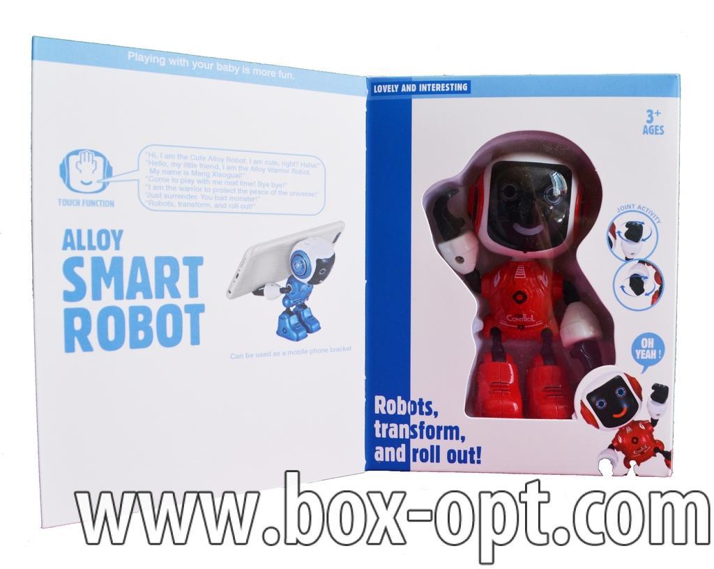 Интерактивный Робот Alloy Smart Robot