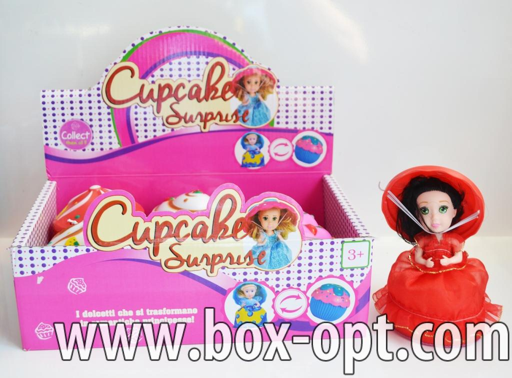Капкейки Cupcake Surprise (в коробке)