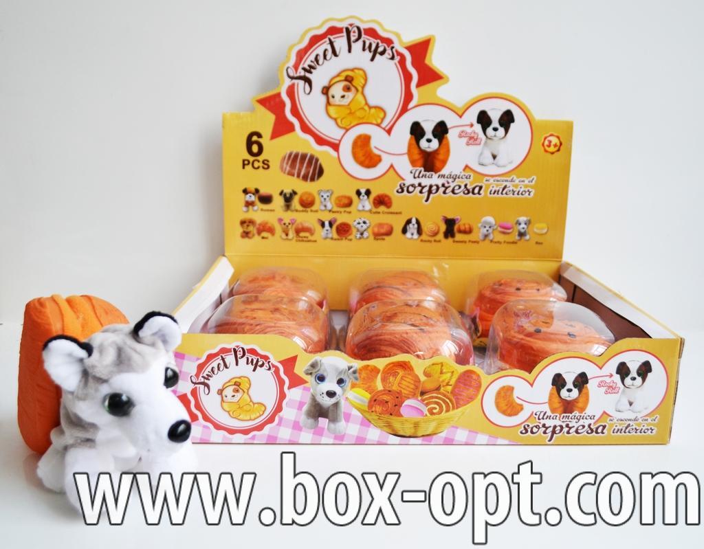 Капкейки Sweet Pups Dog (в коробке)