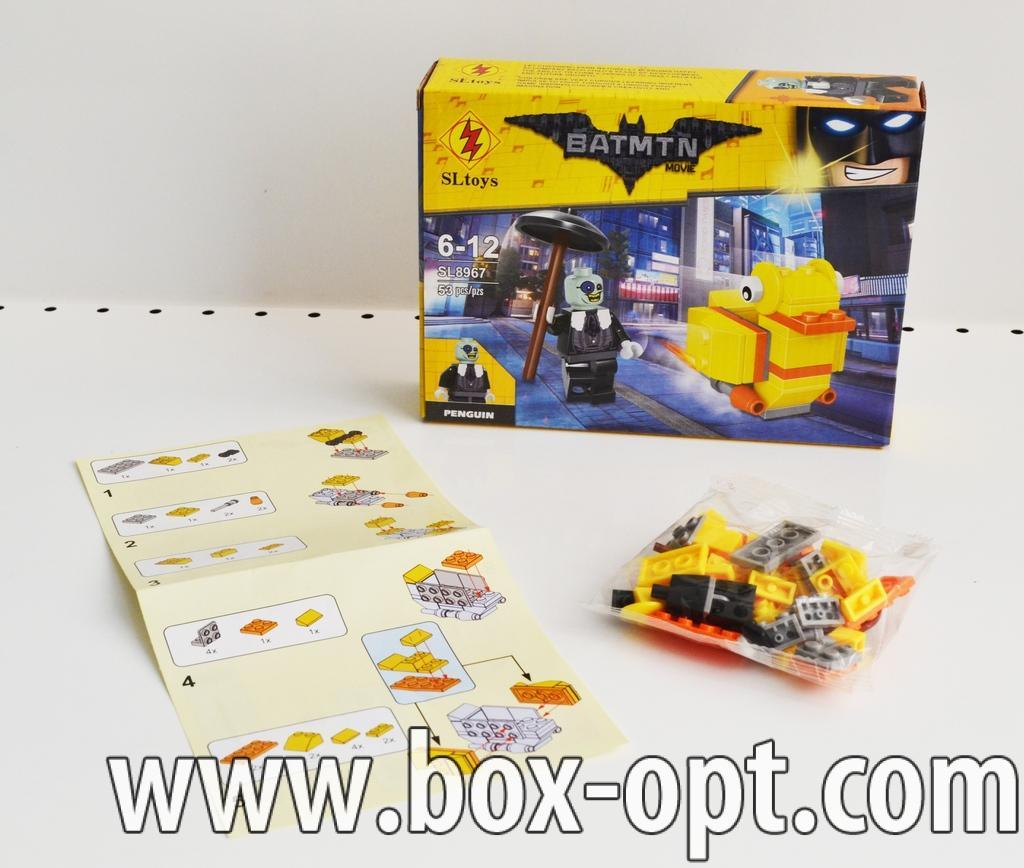Конструктор Batman (53 Pcs)