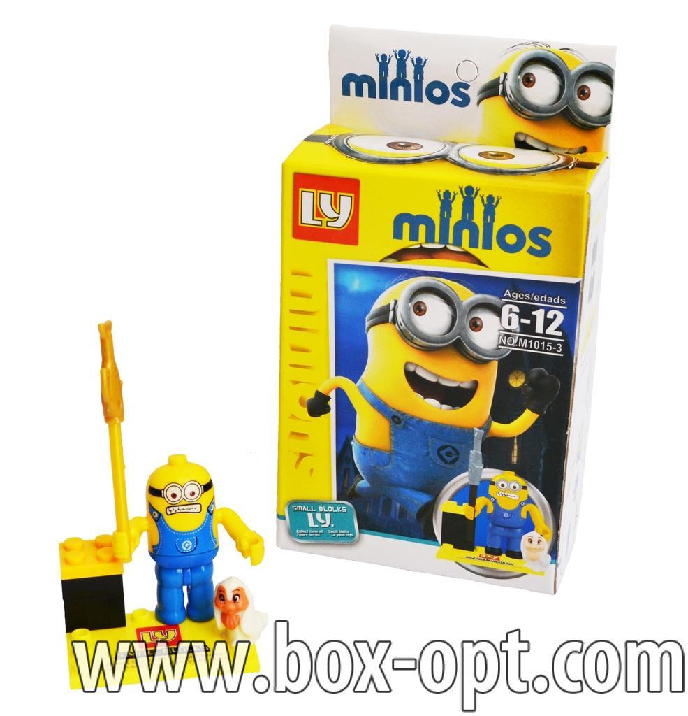 Конструктор Minios (12 Pcs)
