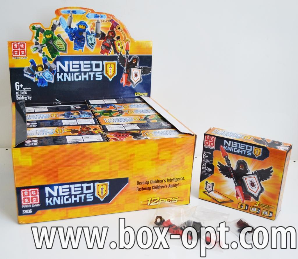 Конструктор Nexo Knight (43 Pcs)