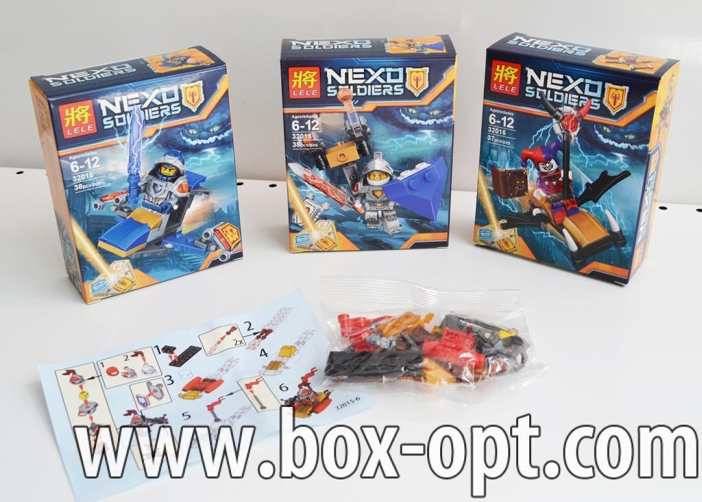Конструктор Nexo Soldiers (41 Pcs)