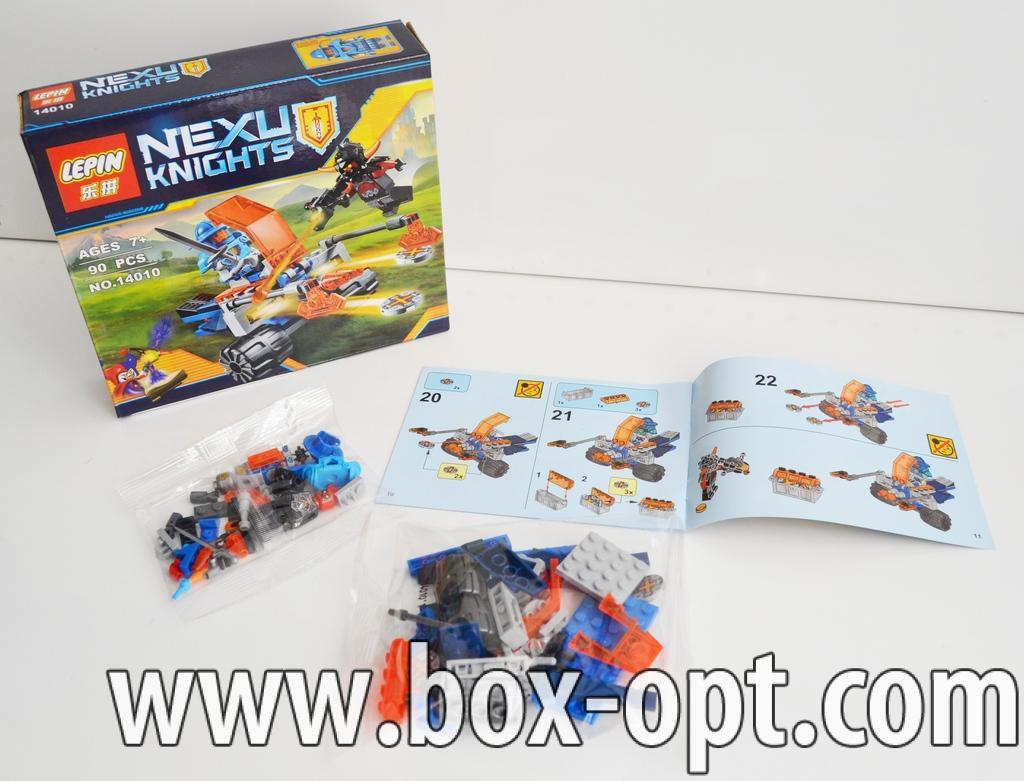 Конструктор Nexu Knight (90 Pcs)