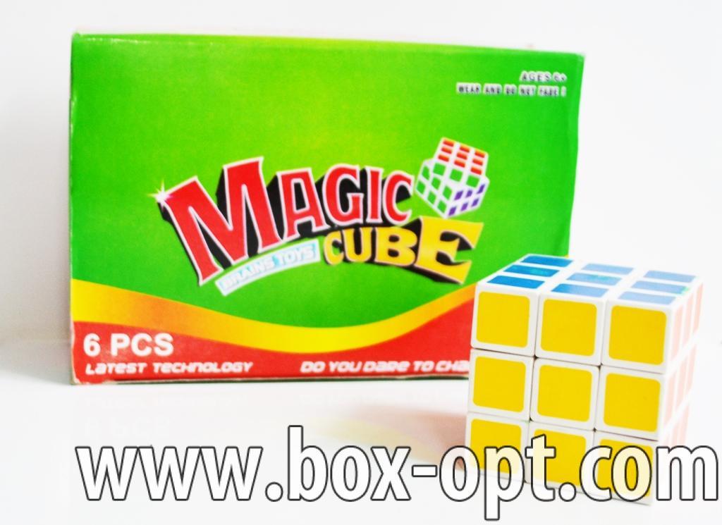 Кубик-рубик (magic cube)