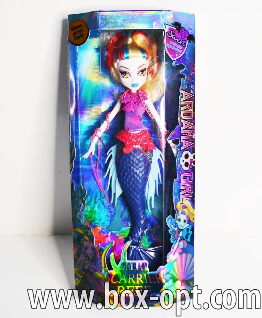 Кукла Ardana Girl (русалка)