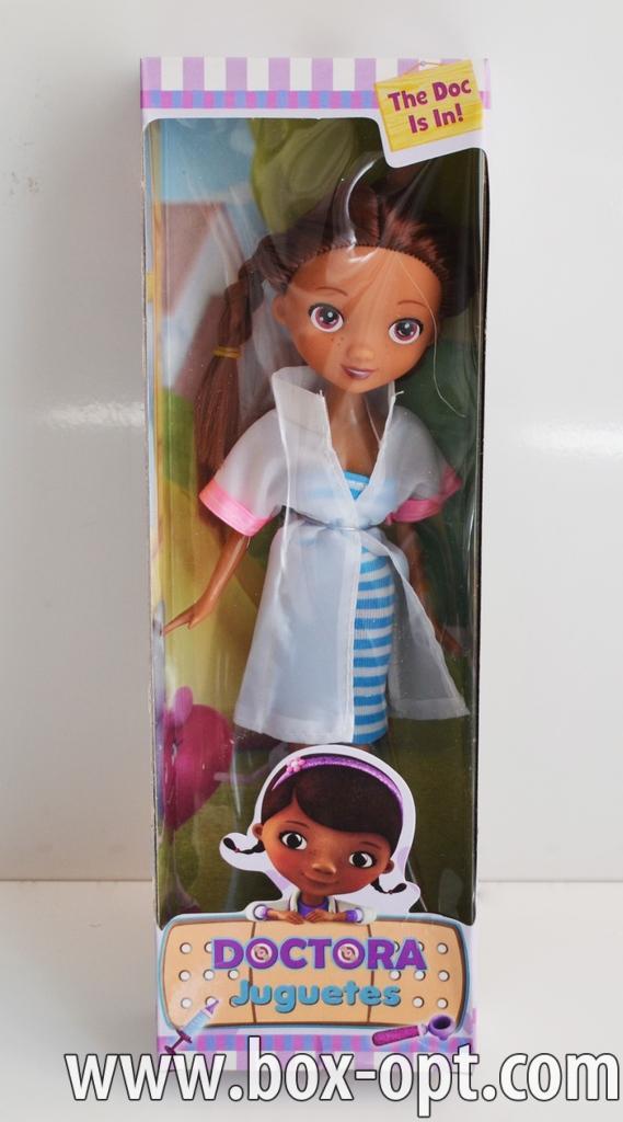 Кукла Doctora Juguetes