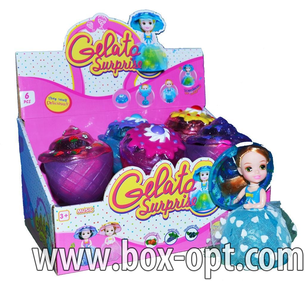 Кукла Мороженко Gelato Surprise