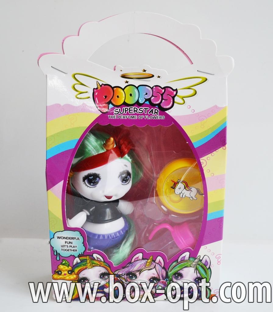 Кукла Poopsie с бутылкой и слаймом