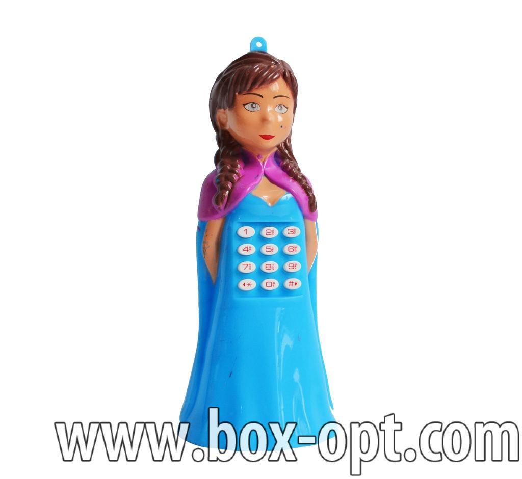 Куколка Телефон с Подвесом (в пакете)