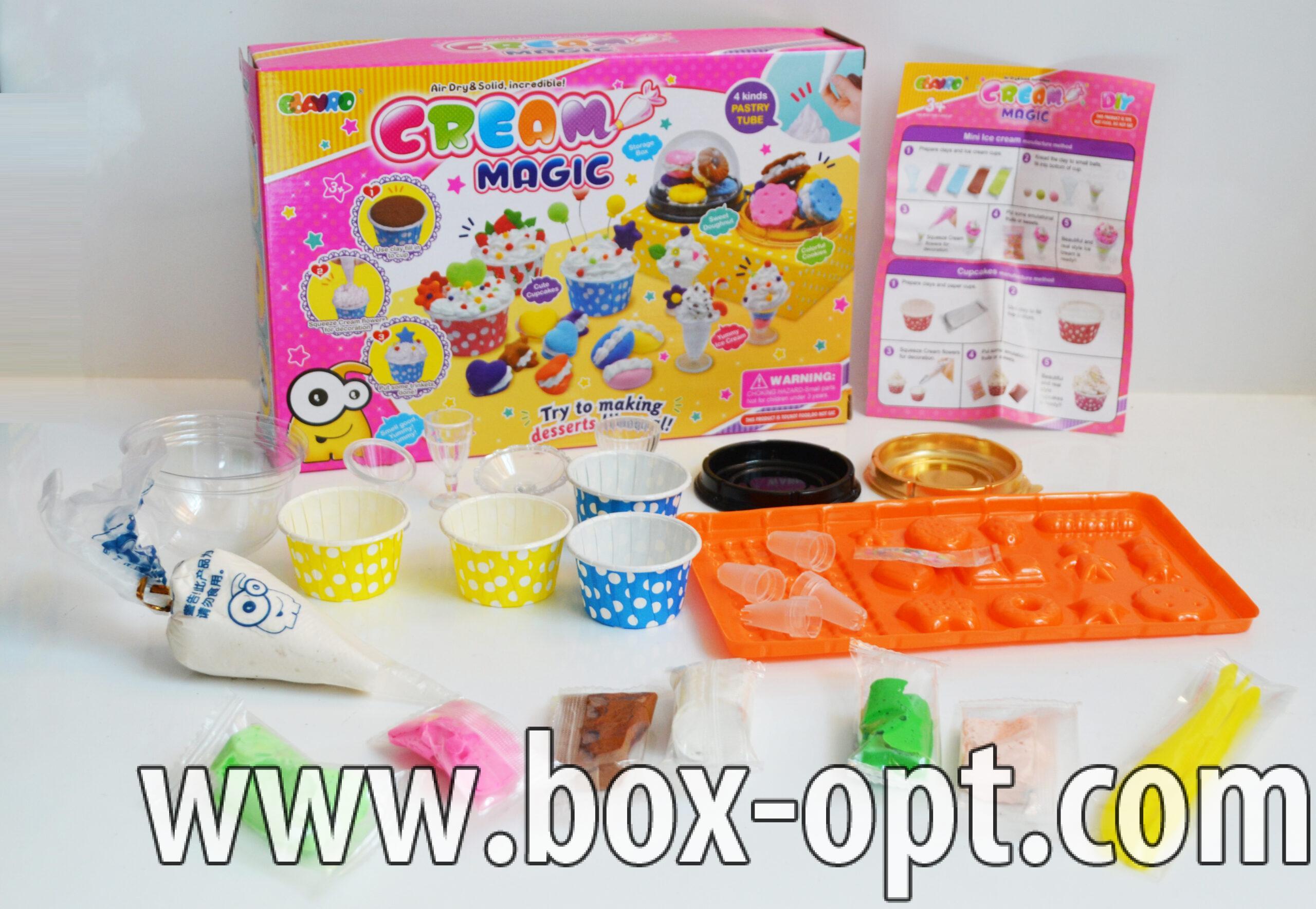 Магазин мороженного Cream Magic
