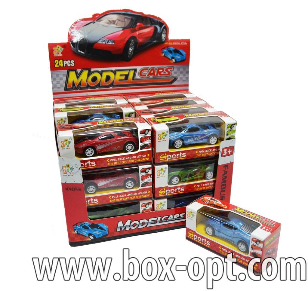 Машинка Model Cars Sport mini (6 видов)