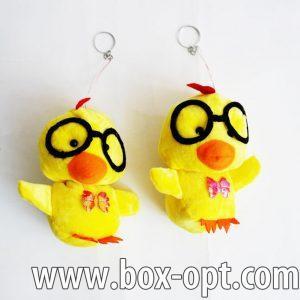 Мягкая игрушка Цыпленок в Очках