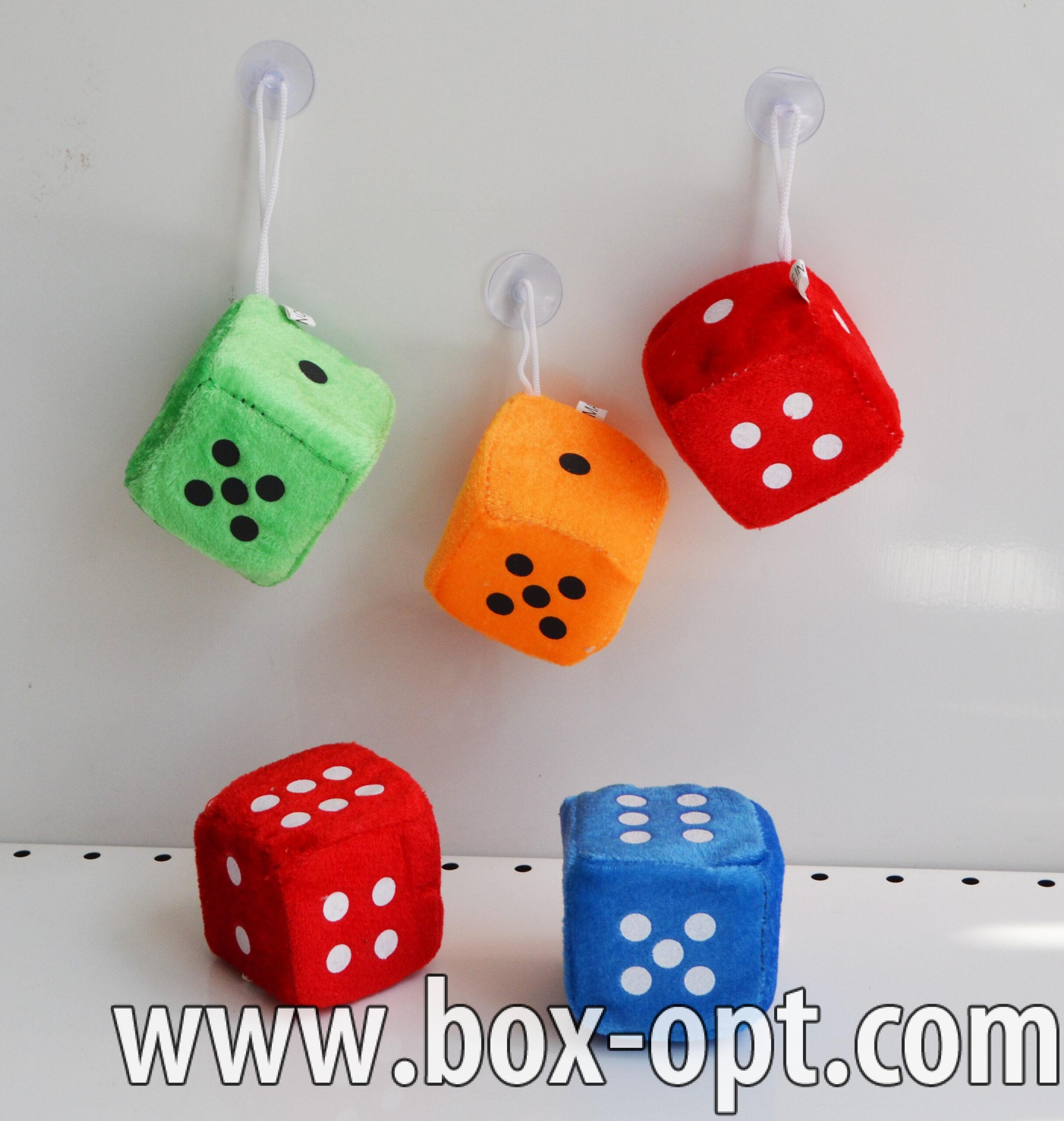 Мягкая игрушка Кубики с присоской