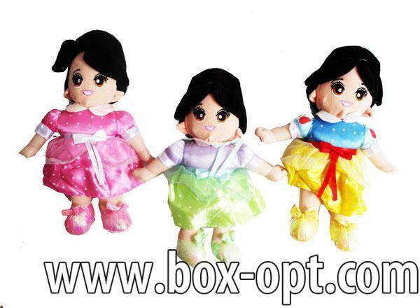 Мягкая игрушка Кукла в Платье