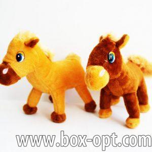 Мягкая игрушка Лошадка (2 вида)
