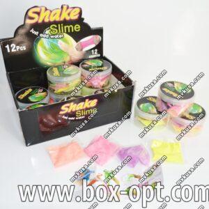 Набор для слайма Сделай Сам Shake Slime Just add Water