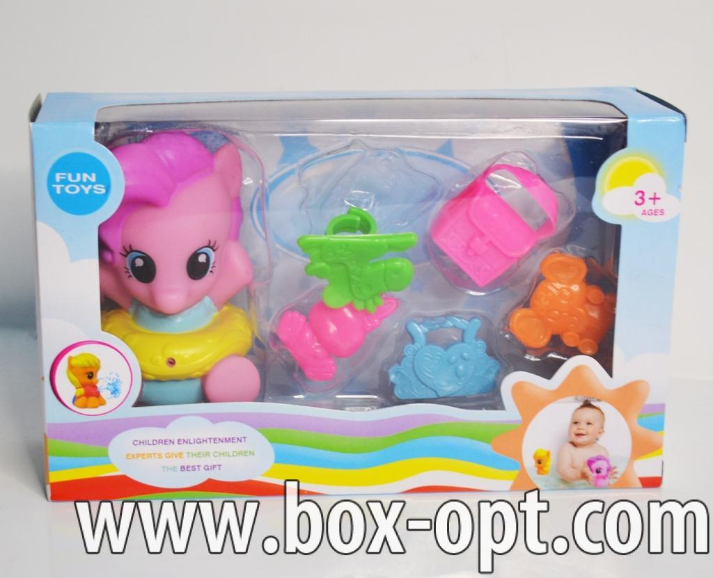 Набор игрушек для Ванн