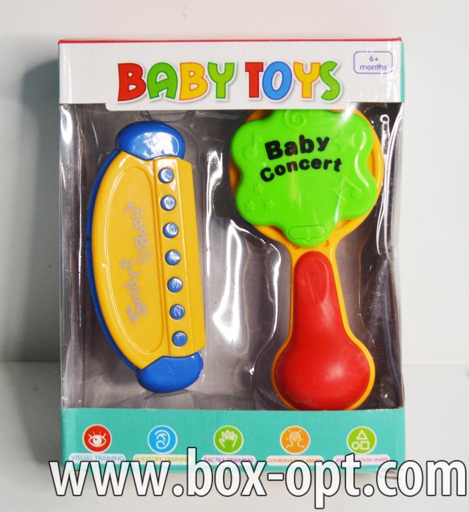 Набор Погремушек Baby Toys