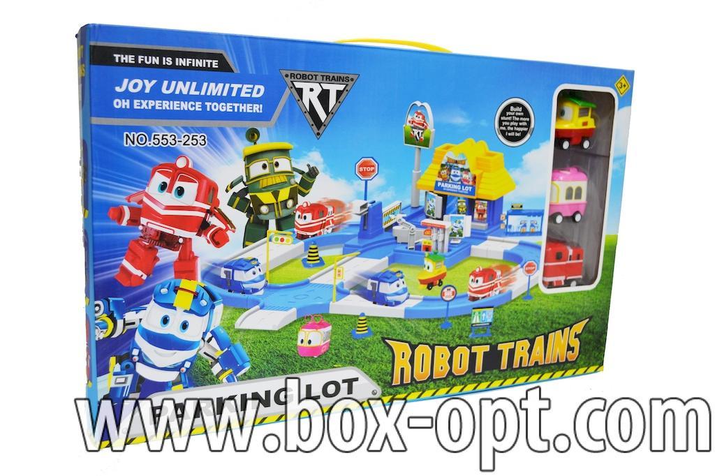 Парковка Parking Lot - Robot Trans