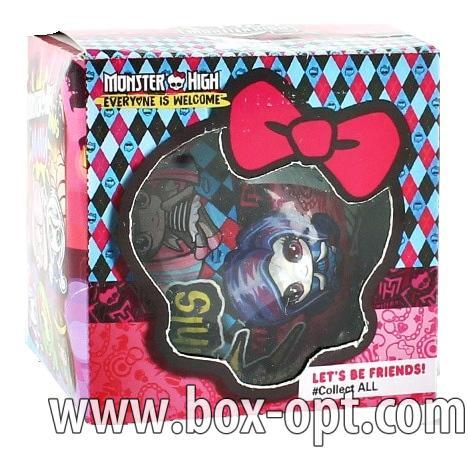 Пластиковое яйцо Monster Hight (мини)