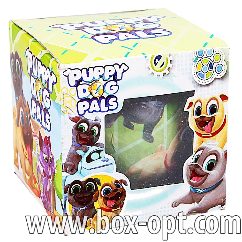 Пластиковое яйцо Puppy Dog Pals (мини)