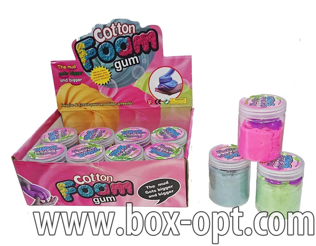 Пластилин Cotton Goam Gum