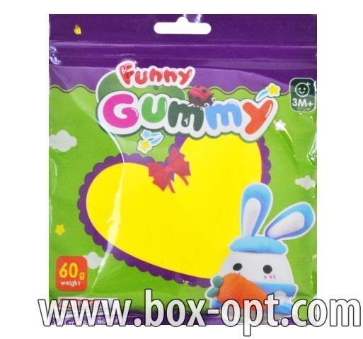 Пластилин Funny Gummy