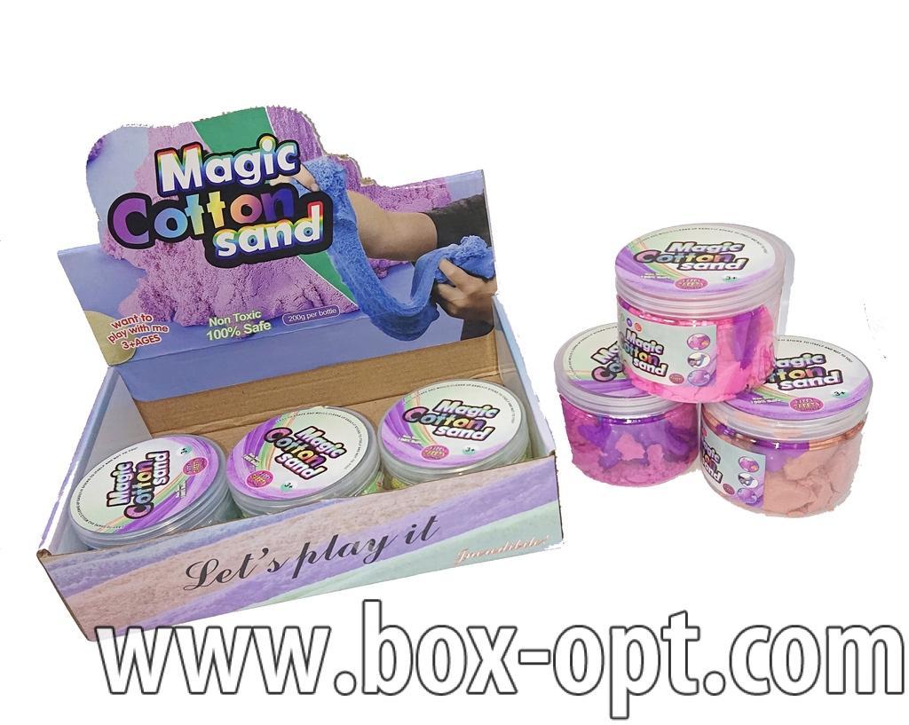 Пластилин Magic Cotton Sand